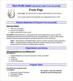 Business Plan Template Free Word Document Free Non Profit Business Plan Template Video Search