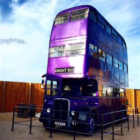 film night bus review the night bus picture of warner bros studio tour london