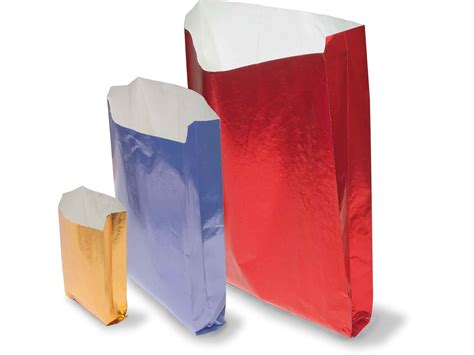Paper Bag Folding - buy faltenbeutel metallic papier farbig gepr 228 gt