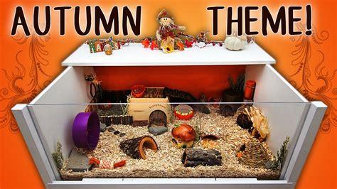 Buying A Beach House sumatra s autumn hamster cage theme 2014 youtube