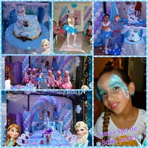 frozen themed party kelso 10 best images about frozen spa party on pinterest mesas