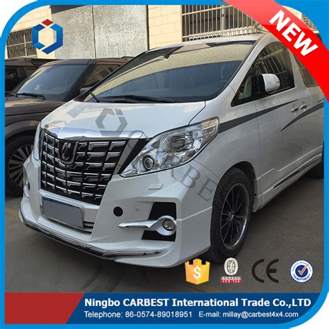 All New Alphard List Bumper Depan Bawah Front Lower Bumper Trim Chrome List Manufacturers Of Screen Meshes Buy Screen Meshes Get Discount On