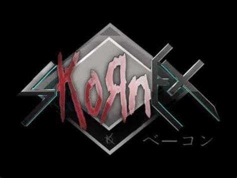 Tshirt Skrillex Vi korn feat skrillex get up clean version