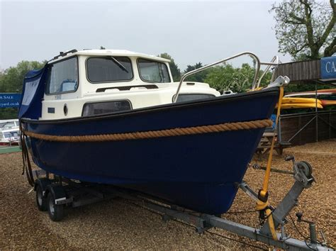 pilot boat for sale hardy 20 river pilot boat for sale quot annie quot at jones boatyard