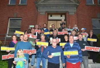 Grand Forks City Social Detox by Grand Forks City Workers Call For Return To Respect Cupe