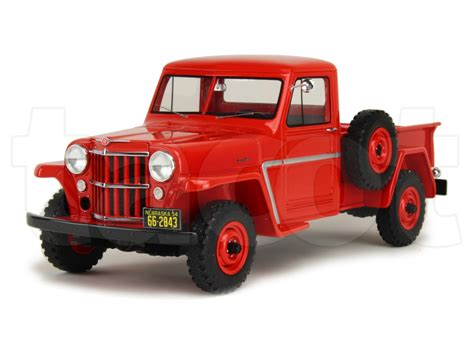 How To Up A Jeep Jeep Willys Up 1954 Bos 1 18 Autos Miniatures