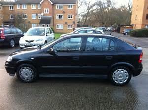 2004 Vauxhall Astra 2004 Vauxhall Astra 1 6i Club 5dr Auto Hatchback