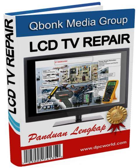 Tv Lcd Rusak cara memperbaiki tv lcd rusak pada papan inverter infonewbi