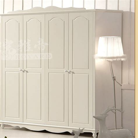 white armoire wardrobe bedroom furniture modern corner wardrobe armoire dresser solid wood bedroom furniture ivory white four door