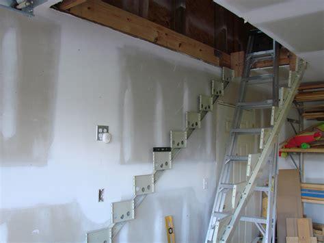 Garage Attic Stairs dsc01227 jpg