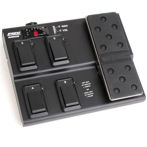 Line 6 Fbv Shortboard Mk2 Foot Controller image gallery line 6 fbv