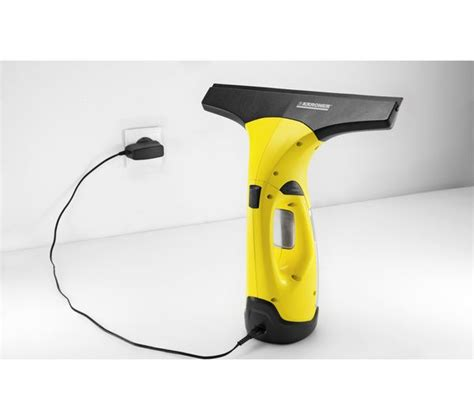 Karcher Window Cleaner buy karcher wv2 plus window vacuum cleaner yellow free