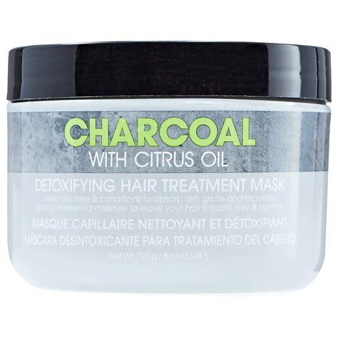 Hair Chemist Charcoal Detox Shoo Reviews by Hair Chemist Charcoal Detoxifying Masque With Citrus