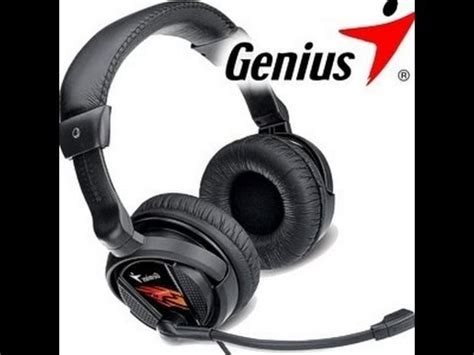 Genius Hs G500v Vibration Gaming Headset Murah umboxing y review de auriculares genius hs g500v vibration