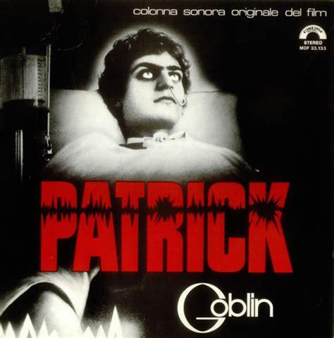 goblin film onlain goblin patrick o s t 12 inch cinevox records