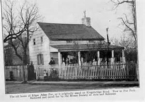 edgar allan poe s bucolic bronx cottage ephemeral new york