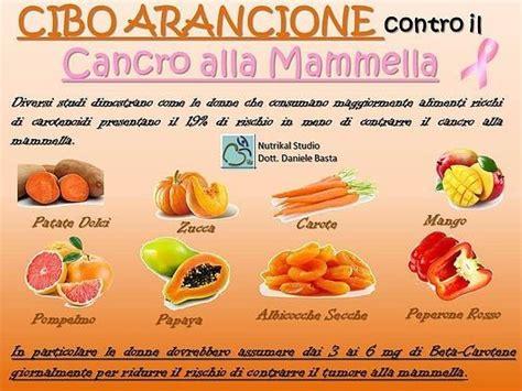 tumore al seno e alimentazione gruppo di tumore al seno
