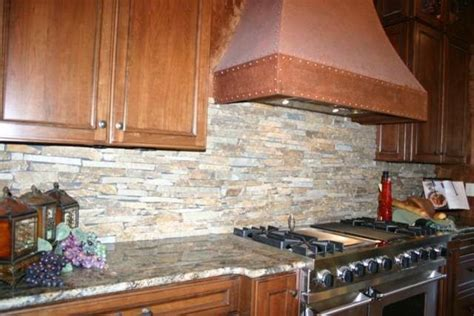 Kitchen Countertop Backsplash Granite Countertops And Tile Backsplash Ideas Eclectic
