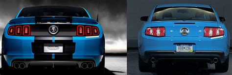 2013 Tail Lights In A 2012 Page 2 The Mustang Source