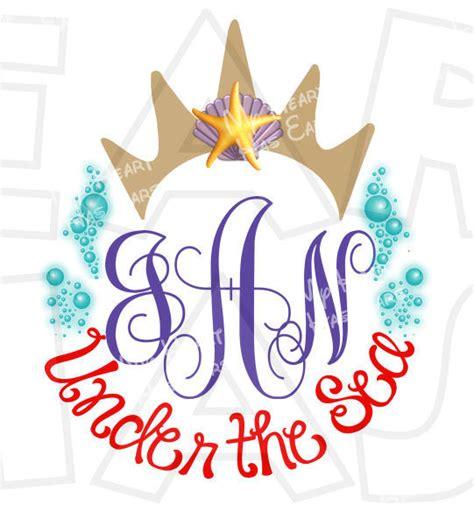 free printable mermaid crown ariel the little mermaid my heart has ears