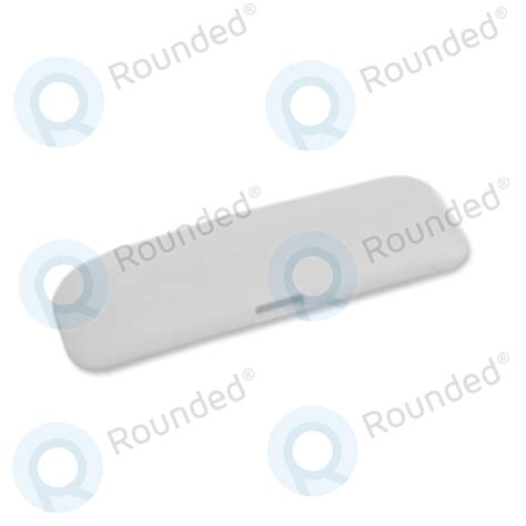 Spare Part Win htc windows phone 8s bottom cover white spare