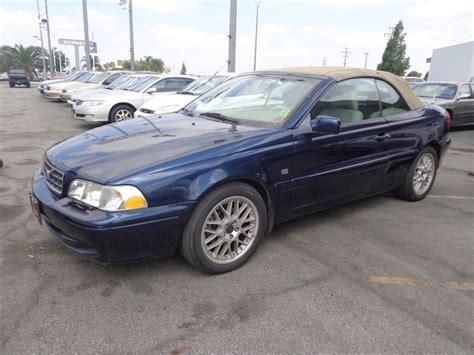 volvo   turbo long beachcalifornia blue  volvo  car  sale  long