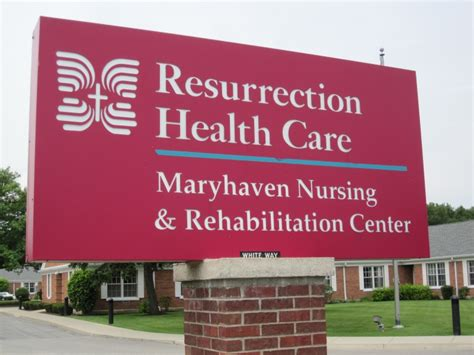 Maryhaven Detox Center by Maryhaven Nursing Home Avie Home