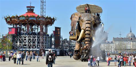 Elephant Decor by Auditorium 800 La Cit 233 Des Congr 232 S De Nantes