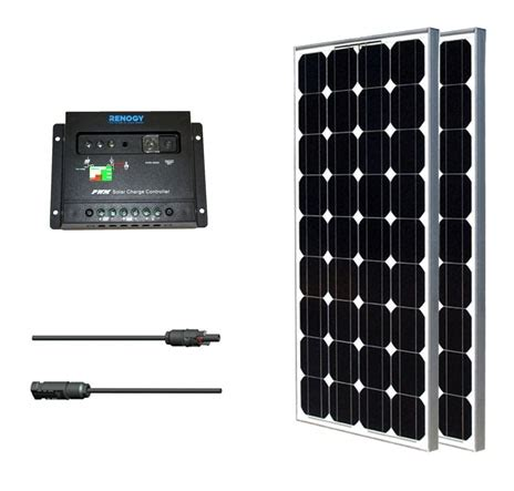 small solar panel kit step by step building solar power system and wind power