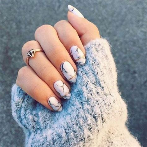 Photo Manucure Ongle by Les Tendances Chez La D 233 Co Ongles 62 Variantes En Photos