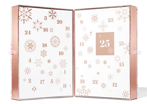 Calendrier Secret 2016 Lookfantastic Secret Advent Calendar