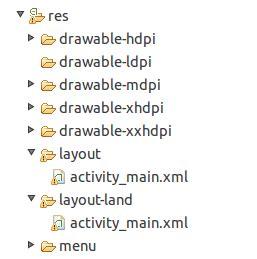 setcontentview r layout main o androidzie ludzkim głosem r 243 żne layouty w r 243 żnych