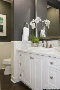bathroom paint ideas gray the 6 bathroom trends of 2015 are what we ve been waiting for huffpost