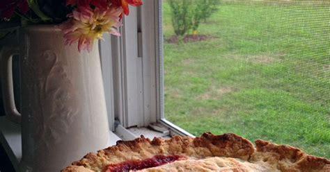 Pie On Window Sill A Pie Cooling On A Window Sill Farm