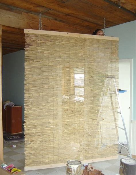 room divider diy tropical style sallygoodin