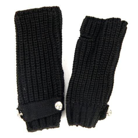 bulk knit gloves wholesale ribbed knit fingerless gloves dozen