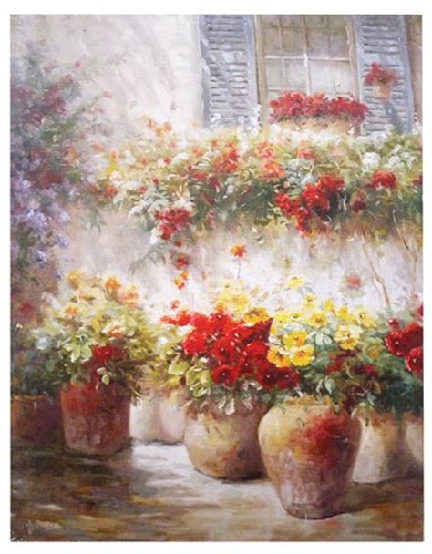 quadri ottaviani fiori quadro hl 4406