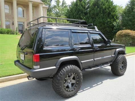 jeep modified 4x4 2000 jeep xj modified and restored must see 4x4