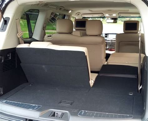 suv  row seat comfort  dodge reviews