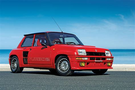 Renault Turbo 5 by 1985 Renault 5 Turbo 2 Review
