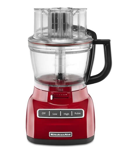 13 Cup Food Processor with ExactSlice? System (KFP1333ER Empire Red)
