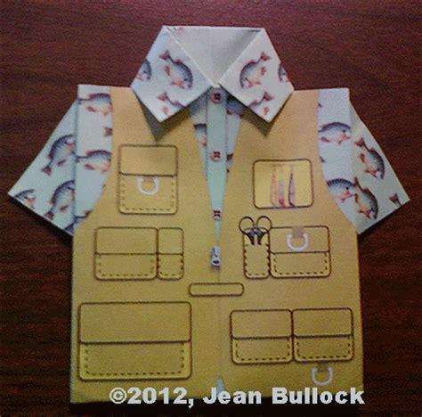 folded shirt card template ez3d pop ups ez3dpopups new origami shirt fish designs