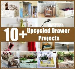 10 upcycled drawer projects diy cozy home world home