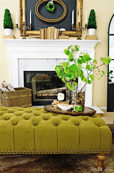 How To Create A Coffee Table Vignette Discover Living Room Ottoman Coffee Table