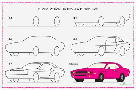 how to draw a car step by step pencil drawing photos how to draw cars step by step drawing gallery