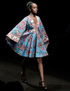 Mb Ethnic Dress mercedes africa fashion week fashion