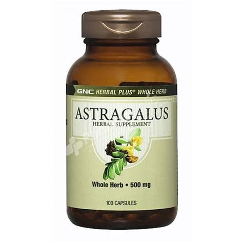Suplemen Gnc Supplements Gnc Herbal Plus Whole Herb Astragalus 500mg