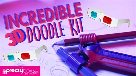 doodle kit sign in the 3d doodle kit make your drawing come to