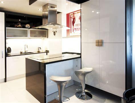 muebles de cocina disenove distribucion de cocinas en