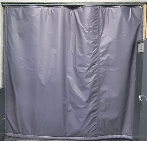 industrial insulated curtains insulated curtains akon curtain and dividers
